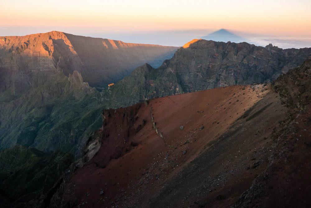 sommet piton des neiges Réunion